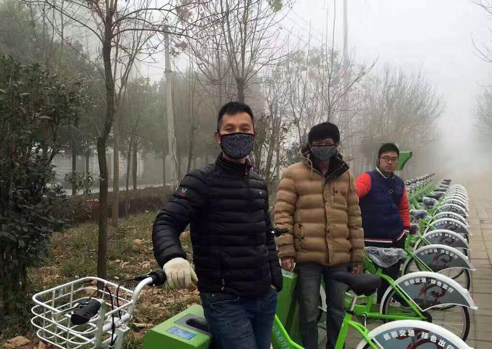 Urban public bike, bike rental management system, public bike system, public bike rental system