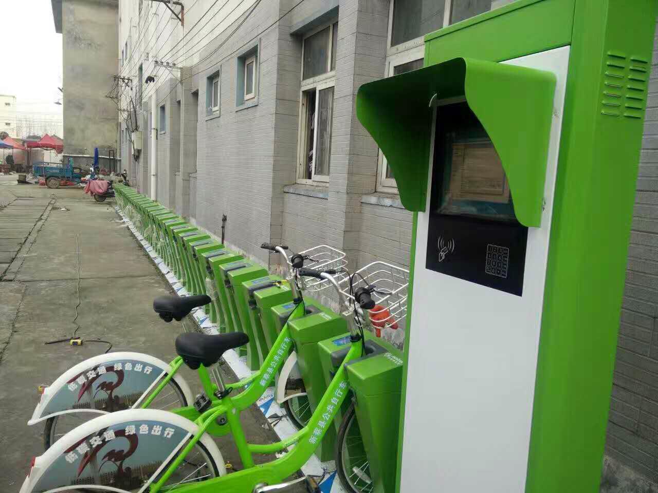 云南昆明公共自行车管理系统的应用案例