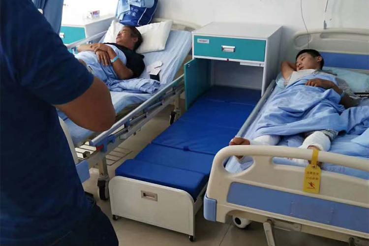 海南三亚医院共享陪护床投放案例