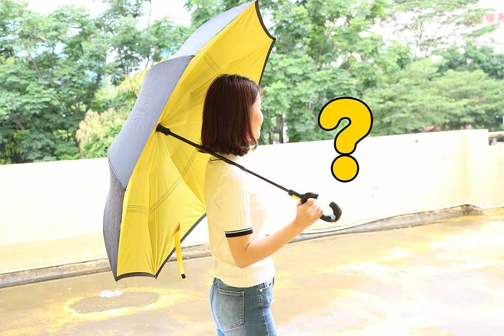 如何看待共享雨伞?有没有前景?