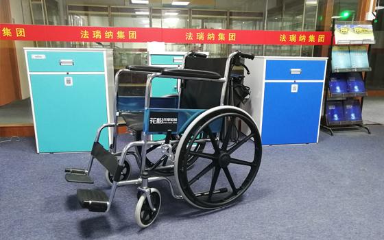 共享轮椅完善医院基础配置