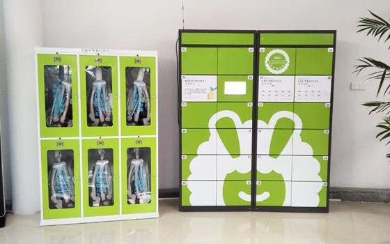 共享储物柜解决游客负重行走应该更广泛的投放!