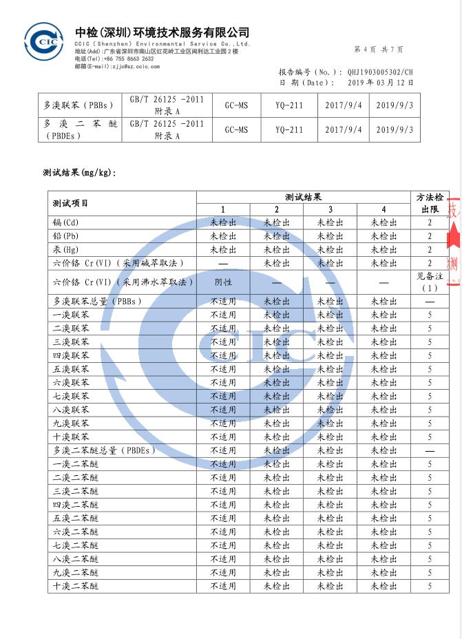 万博manbetx手机版登入床质检报告4